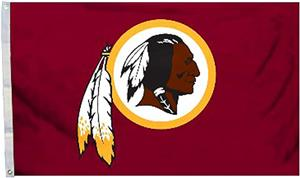 BSI NFL Washington Redskins 3'x5' Flag w/Grommets