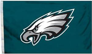 BSI NFL Philadelphia Eagles 3'x5' Flag w/Grommets