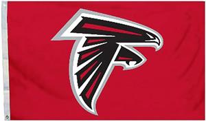 BSI NFL Atlanta Falcons 3' x 5' Flag w/Grommets