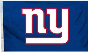 BSI NFL New York Giants 3' x 5' Flag w/Grommets