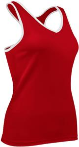 Game Gear Womens Racer Back Heat Tech Top