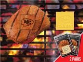 Fan Mats Kansas City Chiefs Fan Brands