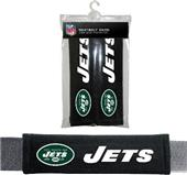 BSI NFL New York Jets Seat Belt Pads (2Pk)