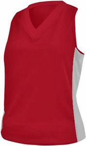 Game Gear Womens Form Fit Racer Back With Panels