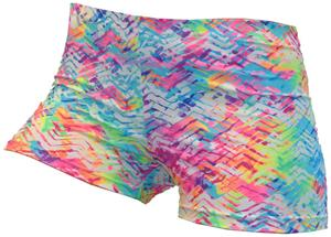Gem Gear Compression Beach Tracks Shorts