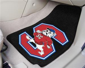 Fan Mats S. Carolina State Univ. Carpet Car Mats