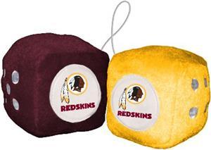 BSI NFL Washington Redskins Fuzzy Dice
