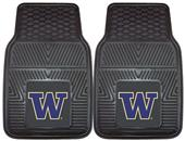 Fan Mats University of Washington Car Mats (set)