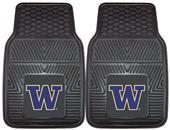 Fan Mats University of Washington Car Mats (set)