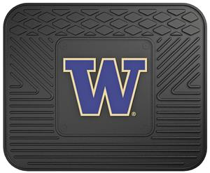Fan Mats NCAA Univ of Washington Vinyl Utility Mat