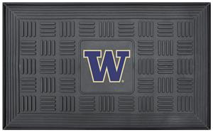 Fan Mats NCAA University of Washington Door Mat