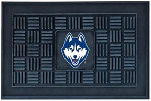 Fan Mats University of Connecticut Door Mat