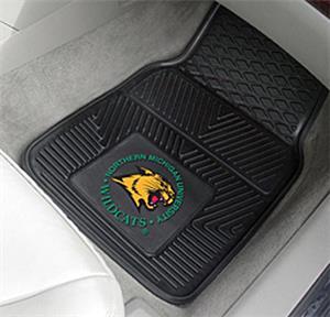 Fan Mats Northern Michigan Univ. Car Mats (set)