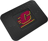 Fan Mats Central Michigan Univ. Vinyl Utility Mats