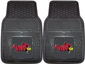Fan Mats Illinois State University Car Mats (set)
