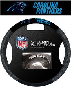 BSI NFL Carolina Panthers Steering Wheel Cover