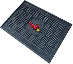 Fan Mats Illinois State University Door Mat