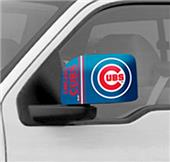 Fan Mats Chicago Cubs Large Mirror Cover