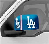 Fan Mats Los Angeles Dodgers Large Mirror Cover