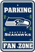 BSI NFL Seattle Seahawks Fan Zone Parking Sign