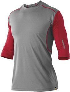 DeMarini Comotion Mid-Sleeve Baseball Game Shirts