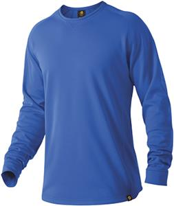 DeMarini Heater Fleece Long Sleeve Baseball Shirts