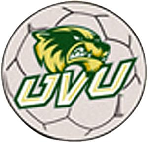 Fan Mats Utah Valley University Soccer Ball Mat