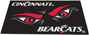 Fan Mats University of Cincinnati All-Star Mats