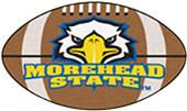 Fan Mats Morehead State University Football Mat