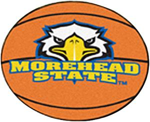 Fan Mats Morehead State University Basketball Mat