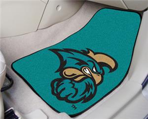 Fan Mats Coastal Carolina Univ. Carpet Car Mats