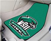 Fan Mats Northeastern State Univ. Car Mats (set)
