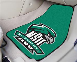 Fan Mats Northeastern State Univ. Carpet Car Mats