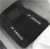 Fan Mats Philadelphia Eagles Deluxe Car Mats (set)