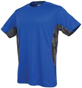 Pennant Adult Soft Feel Loose Fit Camo T-Shirt