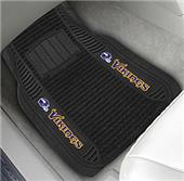 Fan Mats Minnesota Vikings Deluxe Car Mats (set)