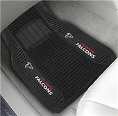 Fan Mats Atlanta Falcons Deluxe Car Mats (set)