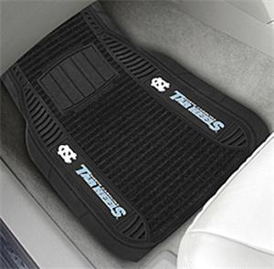 Fan Mats UNC Chapel Hill Deluxe Car Mats (set)