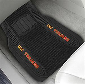 University of Southern California Deluxe Car Mats