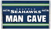 BSI NFL Seattle Seahawks Man Cave 3' x 5' Flag