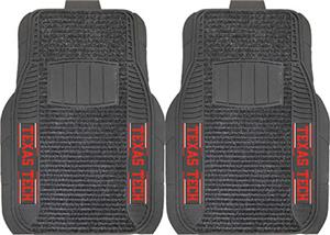 Fan Mats Texas Tech University Deluxe Car Mats