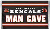 BSI NFL Cincinnati Bengals Man Cave 3' x 5' Flag