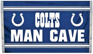 BSI NFL Indianapolis Colts Man Cave 3' x 5' Flag