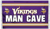 BSI NFL Minnesota Vikings Man Cave 3' x 5' Flag