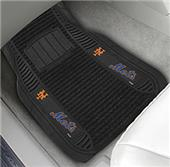 Fan Mats New York Mets Deluxe Car Mats (set)