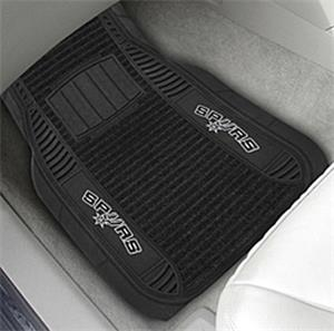 Fan Mats San Antonio Spurs Deluxe Car Mats (set)