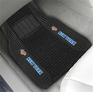 Fan Mats New York Knicks Deluxe Car Mats (set)