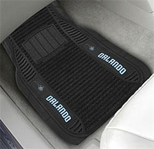 Fan Mats Orlando Magic Deluxe Car Mats (set)