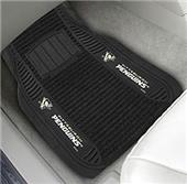 Fan Mats Pittsburgh Penguins Deluxe Car Mats (set)