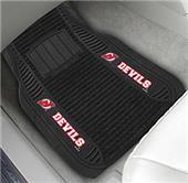 Fan Mats New Jersey Devils Deluxe Car Mats (set)
